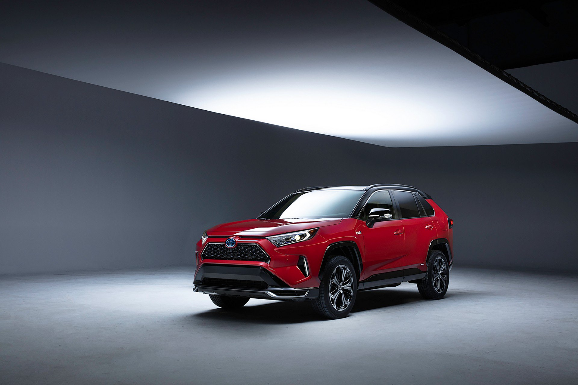 RAV4 Plug-in teased ahead of its official debut