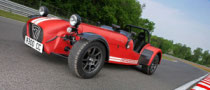 The New 2009 Superlight R300 from Caterham