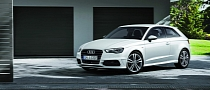 The New Audi A3 Hits Britain. Pricing Announced