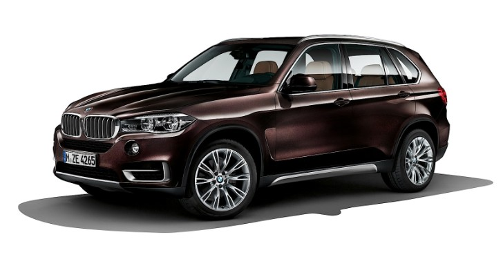 The New BMW F15 X5 Will Have Unique Individual Features