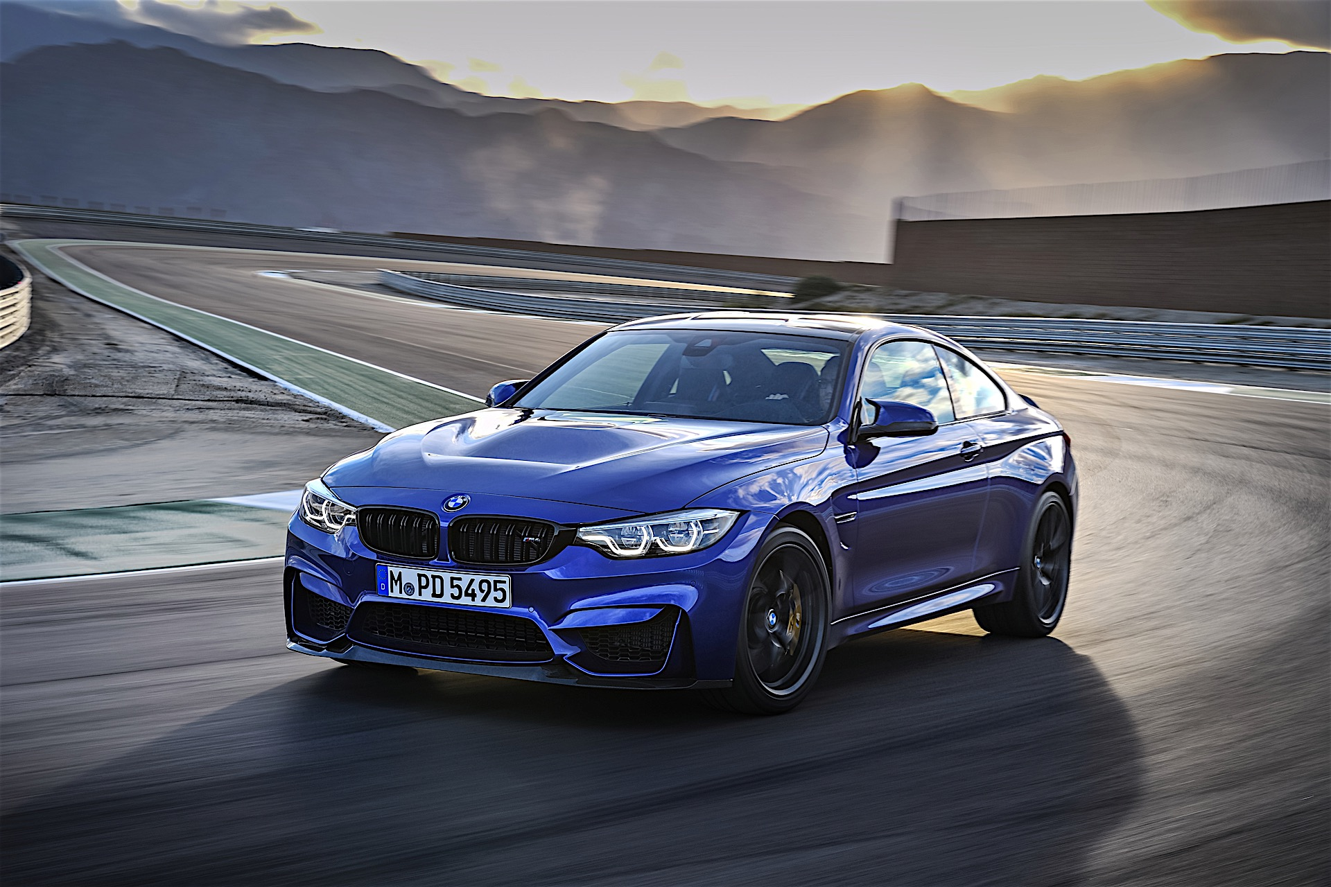 Bmw M4 Cs Revealed With 460 Hp And A Nurburgring Time Of 738
