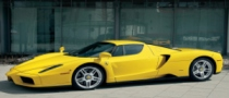 New Ferrari Enzo Performance to Match Bugati Veyron's
