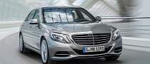 The New Mercedes S-Class: Now Just a Regular Car