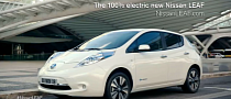 The New Nissan Leaf: Feel the Surge of Excitement [Video]