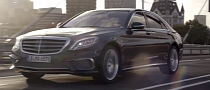 The New S65 AMG Makes Video Debut [Video]