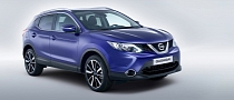 The Next Generation Nissan Qashqai Revealed [Video] [Photo Gallery]