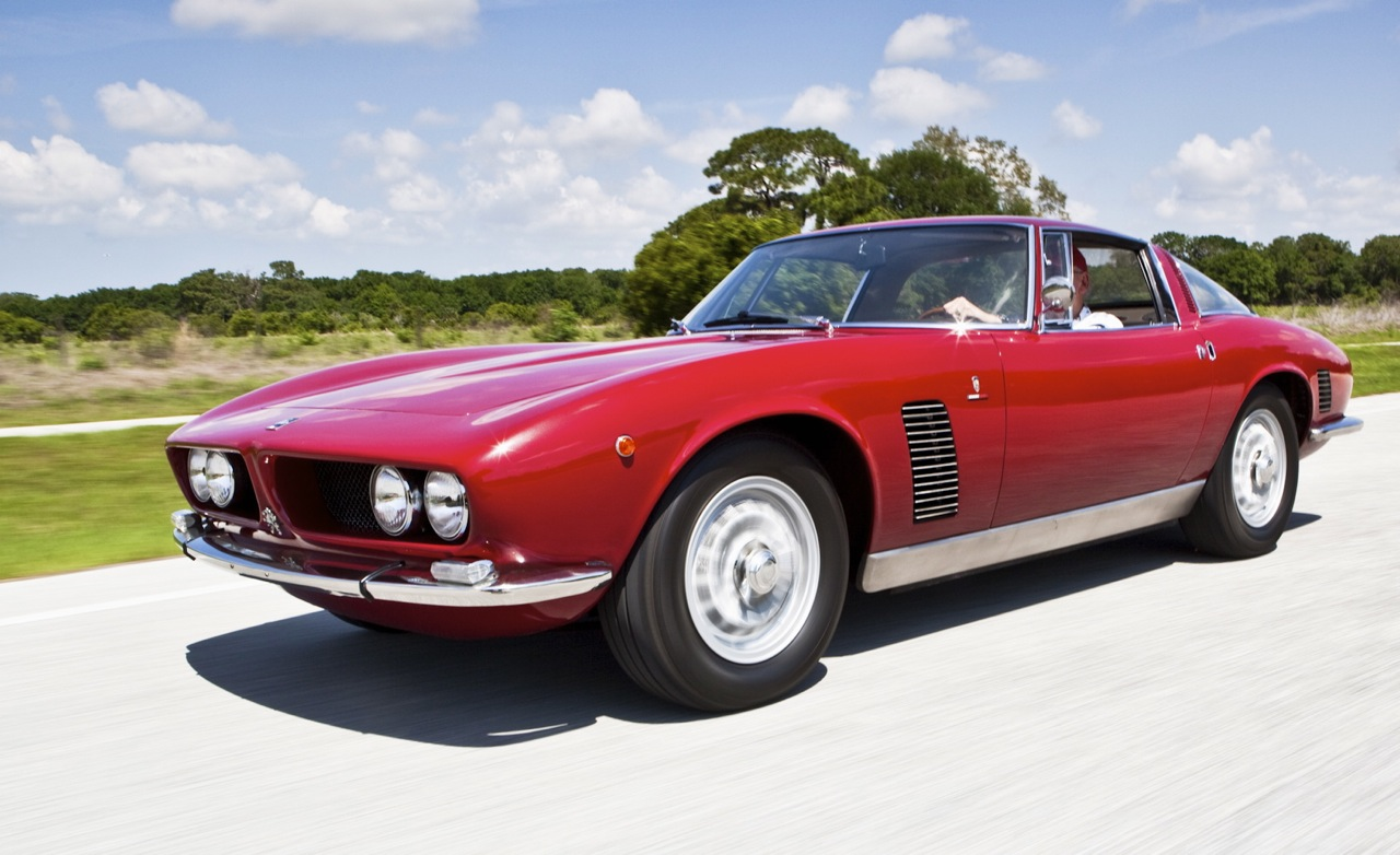 Italian Sports Car Makes