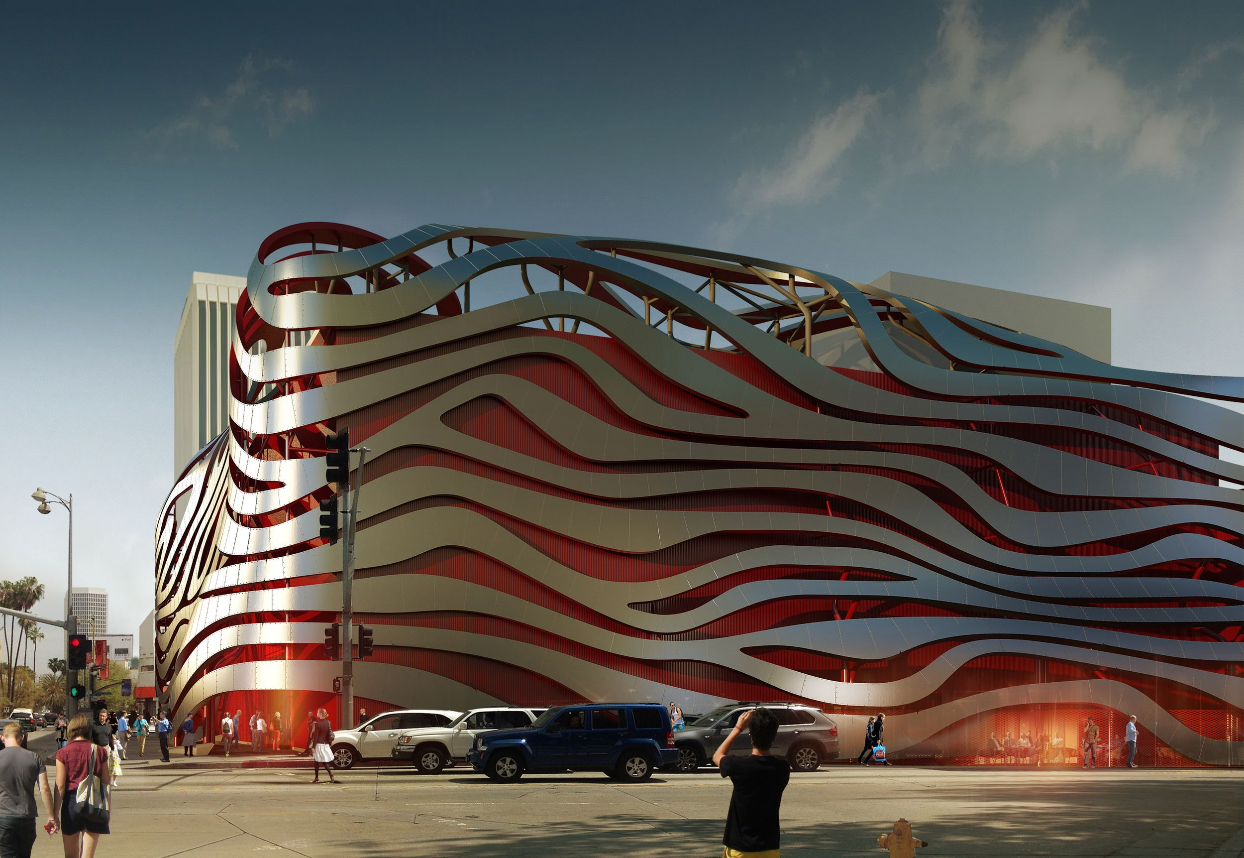 The Petersen Automotive Museum Is Now Reopened Autoevolution