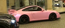 The Pink Porsche 911 from Hell Goes Shopping [Video]