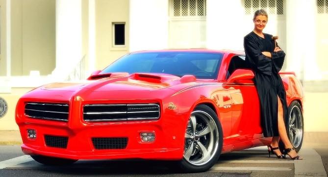 2014 Pontiac GTO Judge