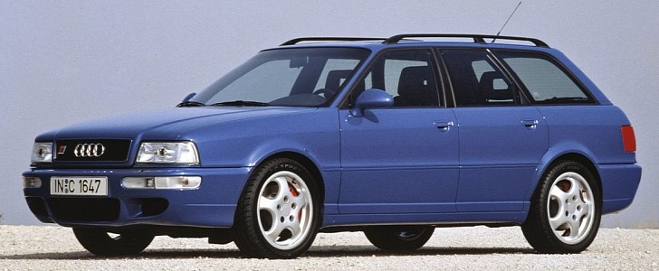 photo of The Porsche-Built Audi RS2 Super-Wagon Is Now Legal in the USA image