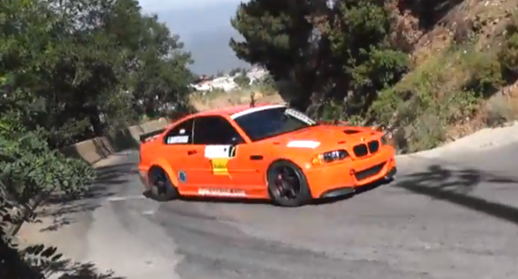 The Proper Way to Drive a BMW E46 M3 [Video]