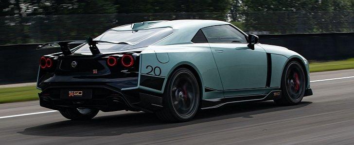The Rarest R35 Nissan GT-R Finally Enters Production, It's ...