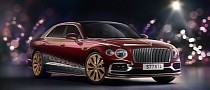 """The """"Reindeer Eight"""" Shows Bentley Mulliner Preparing for a Special """"Ho-Ho-Ho"""""""
