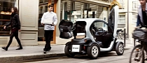 The Renault Twizy Cargo Gets UK Pricing [Photo Gallery]