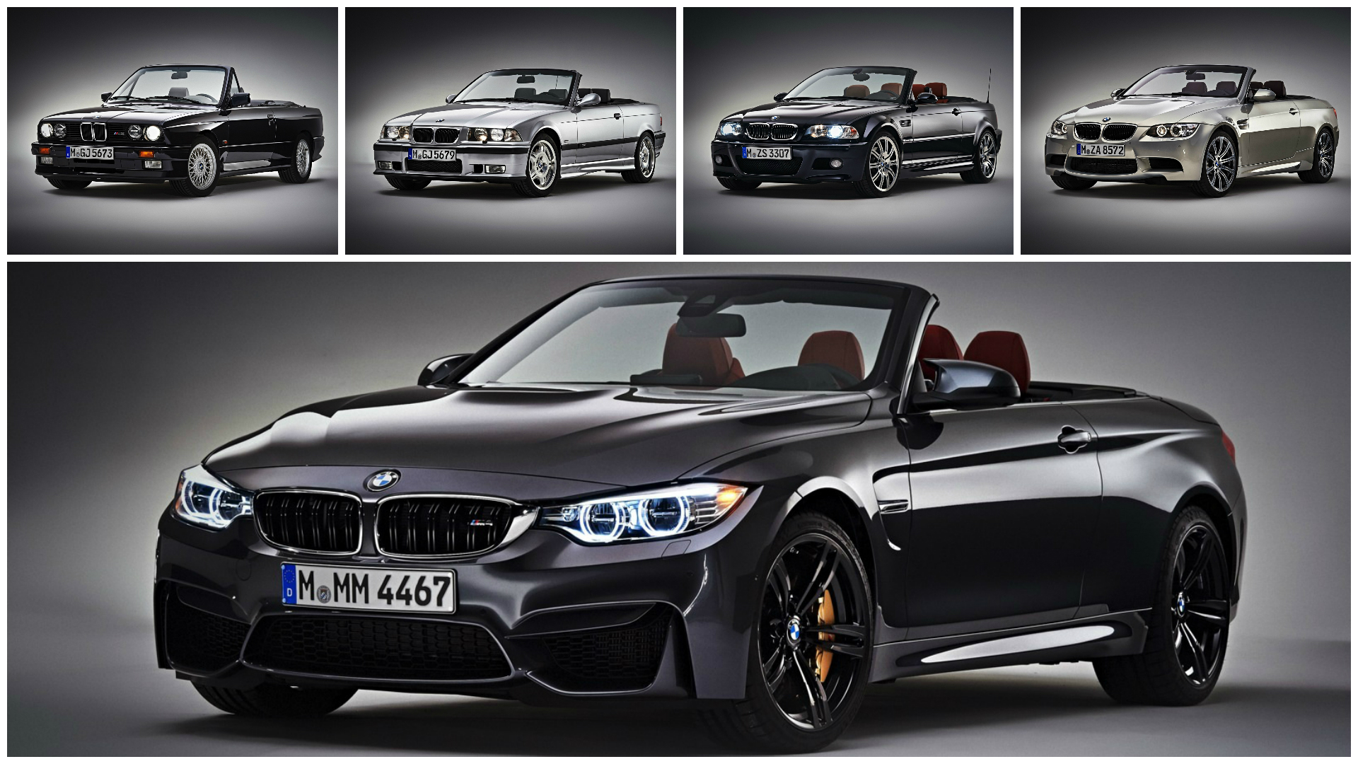 The road to the bmw m4 convertible how did it get here autoevolution