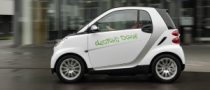 The smart fortwo ed Will be Powered by Tesla Motors