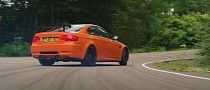 Watch the Stig Drift a BMW M3 E92 GTS Round a Public Road