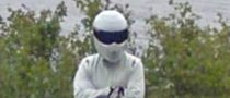 The Stig Spotted at Loch Ness Lake - Google Street View
