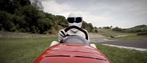 The Stig Test Drives Honda... Lawnmower [Video]