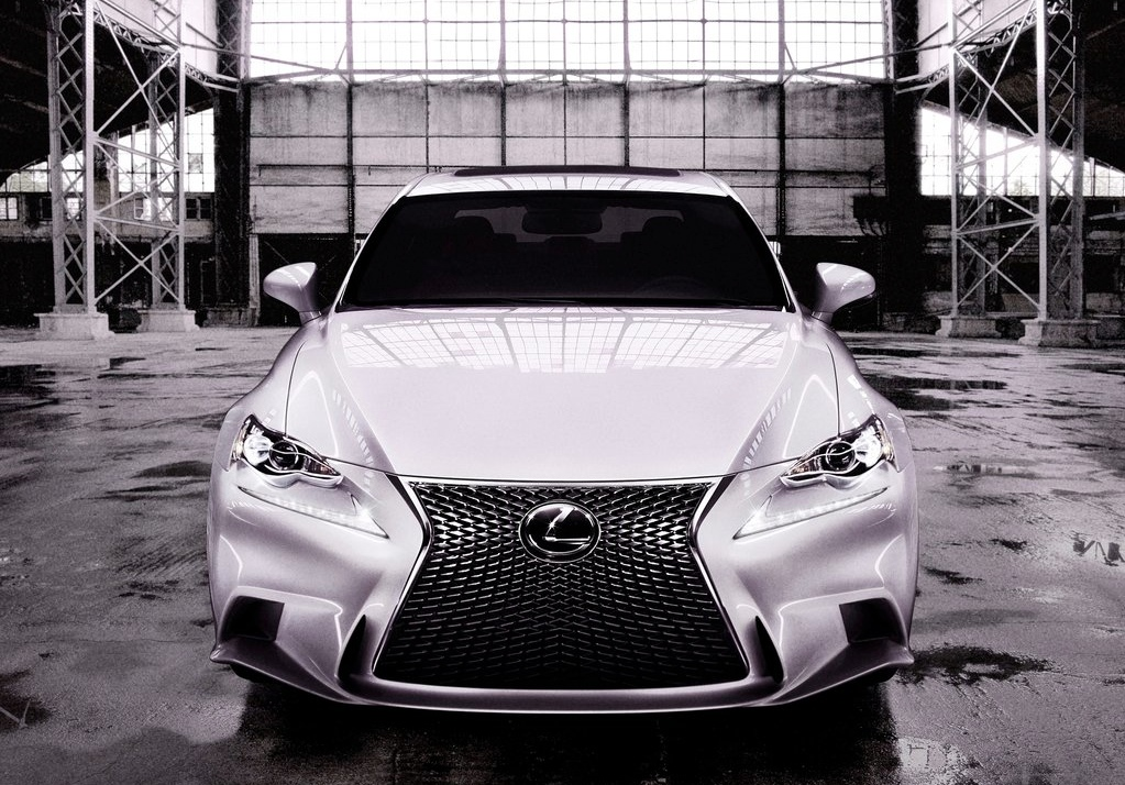 The Story Behind Lexus Spindle Grille Autoevolution