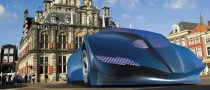 The Superbus Project: 250 Km/h Road Mass Transit
