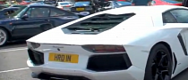 The Supercar Traffic Jam You Want to Be Stuck in [Video]