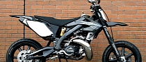 The Taffy Racing Black Diamond Honda, Supermoto XXX [Photo Gallery]