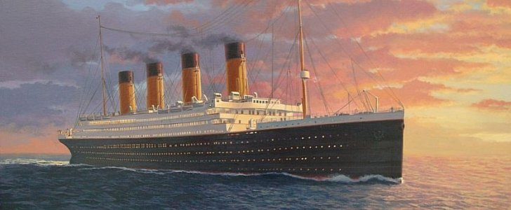 The Titanic Replica Won T Be Launched Sooner Than 2018