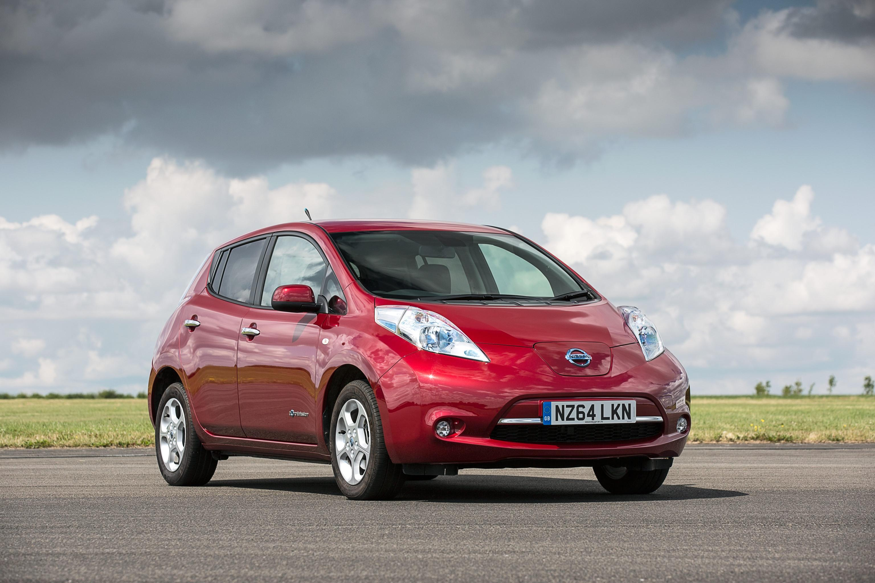 the top selling electric cars in europe for 2014 nissan. Black Bedroom Furniture Sets. Home Design Ideas