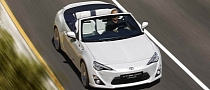 The Toyota FT 86 Open Top Concept Is Better Than a Miata [Photo Gallery]