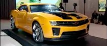 The 'Transformed' 2010 Chevy Camaro Now in Dealerships
