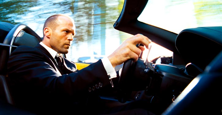 The Transporter Earned Jason Statham A Free Audi A8