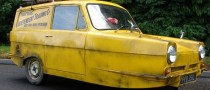 The Trotters' Reliant Regal Van Up for Sale