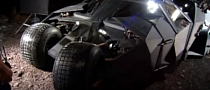 The Tumbler Is the Believable Batmobile! [Video]