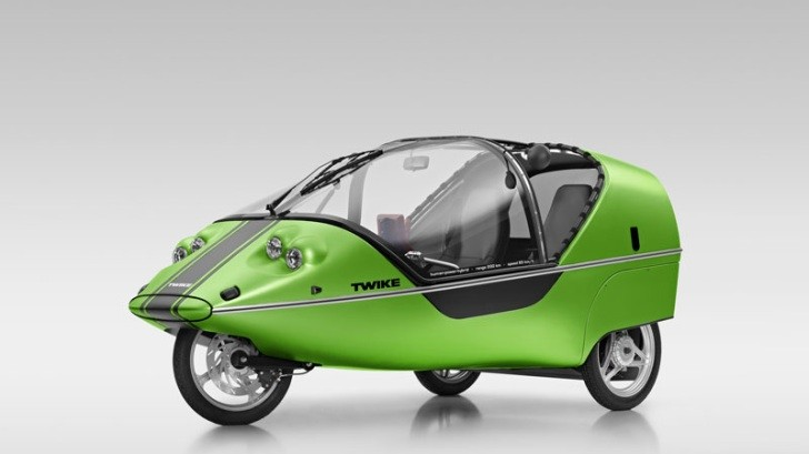The Twike Is The Only Hybrid Velomobile You Need But
