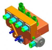 The ASBS valve block offers real-time control