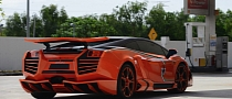 The Ugliest Lamborghini Gallardo in the World