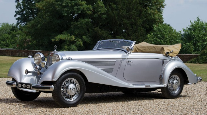 The Ultimate Mercedes-Benz Collection Goes Under the Hammer [Photo Gallery]