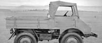 The UNIMOG - From Agricultural Drop Top to Tuner Ride