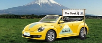 The VW Beetle Jacuzzi from Japan [Video]