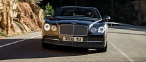 The Wait Is Over: New Bentley Flying Spur Revealed [Photo Gallery]