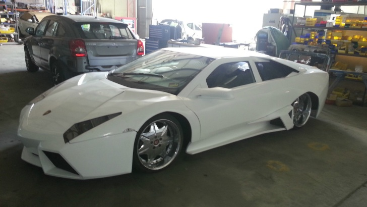 The Worst Lamborghini Reventon Kit Car Comes From Australia