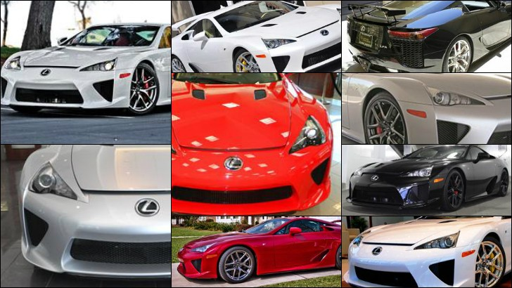 There Are At Least Lexus Lfa Supercars For Sale Now Autoevolution