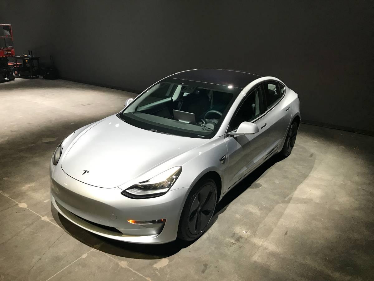 Tesla Model 3 Black Market Alive, You Can Now Get Ripped ...