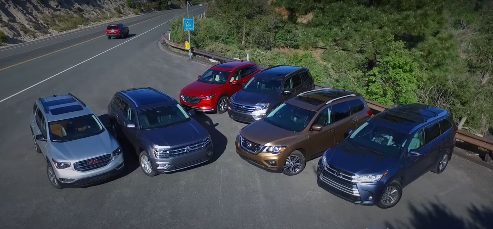 6 Photos There S No Clear Best Midsize Suv
