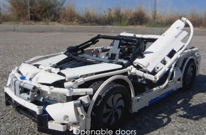 Theres A BMW I Spyder Made Of Lego Out There And Its Awesome - Awesome bmw