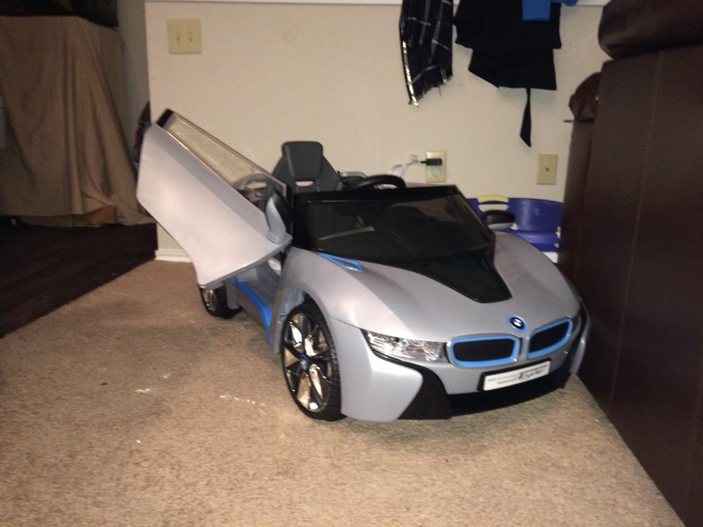 Avigo Bmw I8 >> There S A Pure Electric Bmw I8 And It Costs 220 Autoevolution