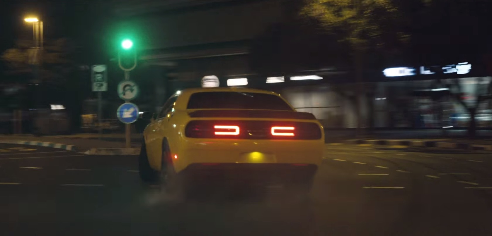 There S A Reason For The Challenger Hellcat Drifting Pennzoil