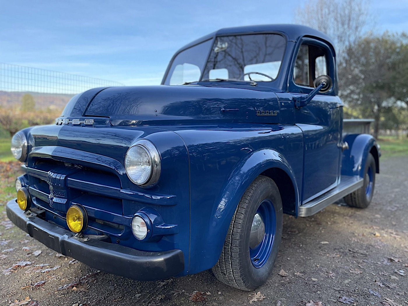 There S Some Imperial Hemi Power Under This Unassuming 1952 Dodge B Series Body Autoevolution